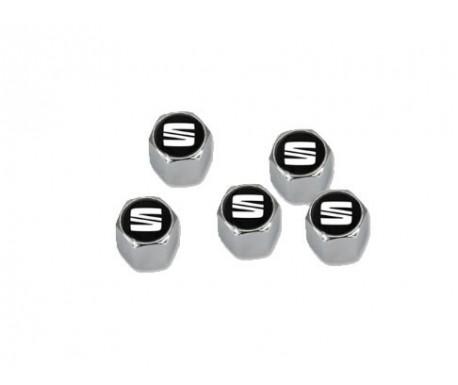 Bouchon valve de roue SEAT
