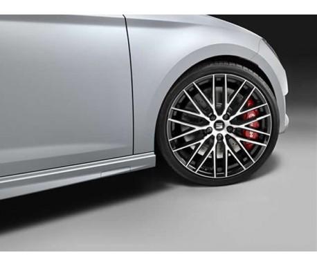 Kit de freins Brembo (Performance Pack) étriers rouges