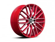 "Jante alu 19"" Diamantée sur fond rouge ? Performance Pack"