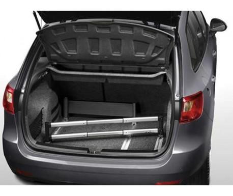 Solutions de chargement du coffre à bagages