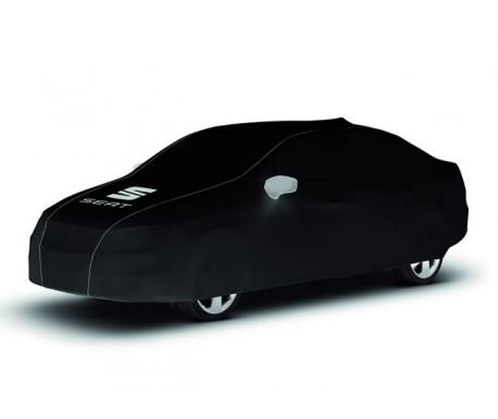 Housse véhicule noire TOLEDO