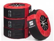 Housse de pneus
