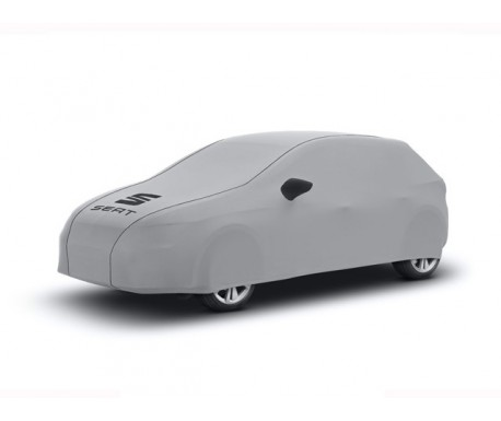 Housse véhicule grise LEON III
