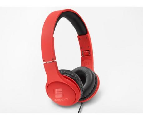 Écouteurs Rouge