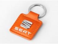 Porte-clés avec icône Orange