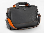 Mallette Anthracite / Orange
