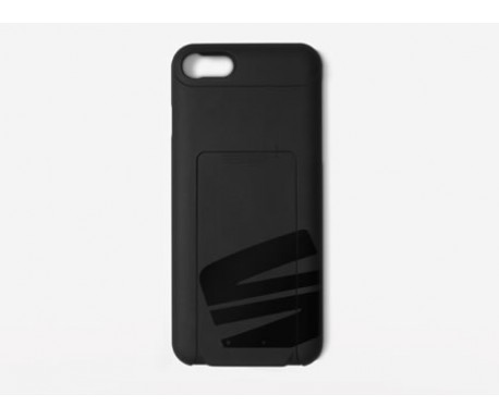 Boîtier iPhone inductif Noir