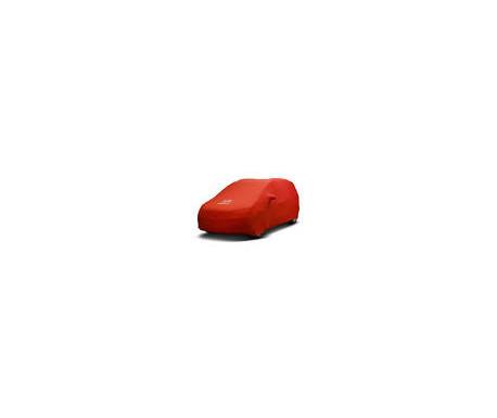 Housse véhicule rouge