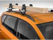 Butée de chargement pour barres de toit