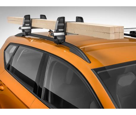 Butée de chargement poui barre de toit