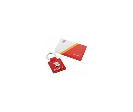 Porte-clés avec icône Rouge