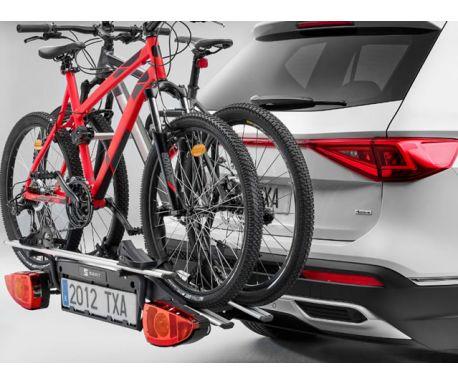 Porte-vélo pour attelage (2 vélos)