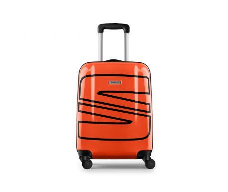 Trolley Cabine SEAT Orange