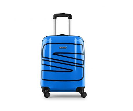 Trolley Cabine SEAT Bleu