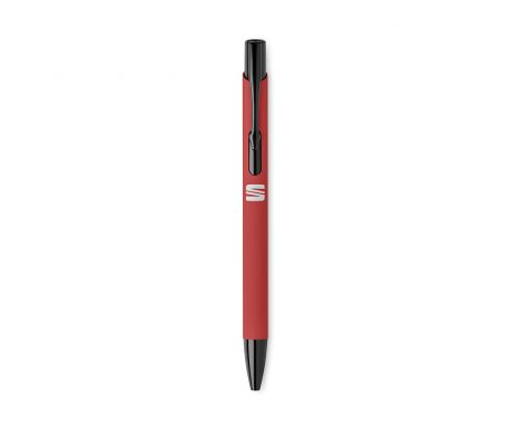 Stylo Soft Touch SEAT Rouge