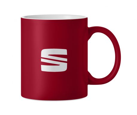 Mug SEAT Rouge