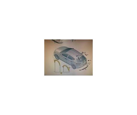 Elargisseur d'aile AV+AR