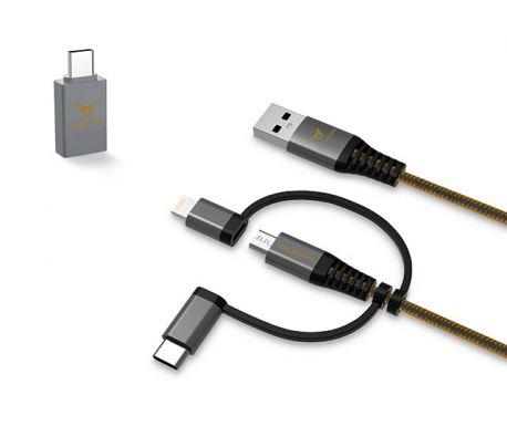 Cable en 3 en1 CUPRA